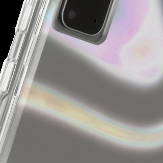 【シャボン玉をイメージした素敵なケース】 Samsung Galaxy S20 / S20+ / S20Ultra Soap Bubble