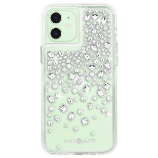 【宝石のように輝く抗菌ケース】iPhone 12 mini Karat Crystal w/ Micropel