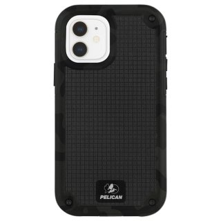 【Pelican × Case-Mate】抗菌ケース iPhone 12 mini Pelican Shield - Camo Green G10 w/ Micropel ホルスターセット