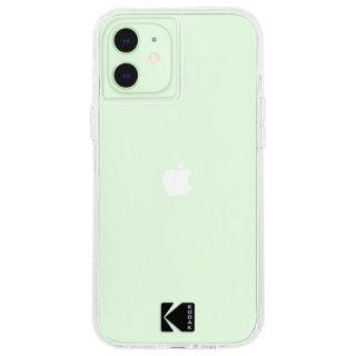 【Kodak × Case-Mate】iPhone 12 mini Clear Case with Logo