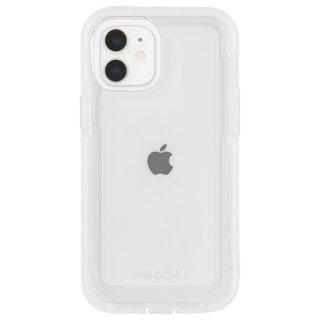 【Pelican × Case-Mate】抗菌ケース iPhone 12 mini Pelican Voyager - Clear w/ Micropel ホルスターセット