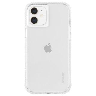 【Pelican × Case-Mate】抗菌ケース iPhone 12 mini Pelican Ranger - Clear w/ Micropel