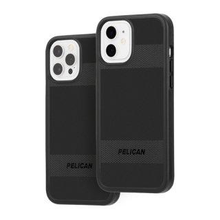 【Pelican × Case-Mate】抗菌ケース iPhone 12 / iPhone 12 Pro Pelican Protector - Black w/ Micropel