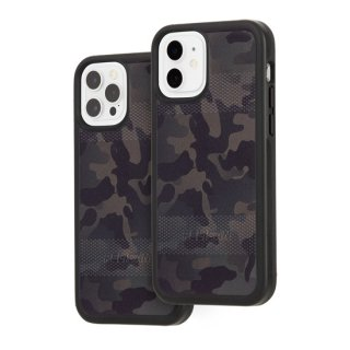 【Pelican × Case-Mate】抗菌ケース iPhone 12 / iPhone 12 Pro Pelican Protector - Camo Green w/ Micropel