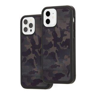 【Pelican × Case-Mate】抗菌ケース iPhone 12 / iPhone 12 Pro Pelican Protector - Camo Green w/ Micropel