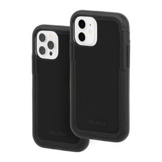 【Pelican × Case-Mate】抗菌ケース iPhone 12 / iPhone 12 Pro Pelican Marine Active - Black w/ Micropel