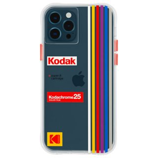 【Kodak × Case-Mate】iPhone 12 / iPhone 12 Pro White Kodachrome Super 8