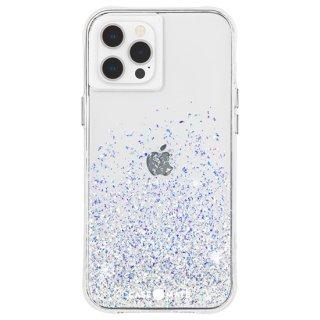 【キラキラと輝く美しい抗菌ケース】iPhone 12 Pro Max Twinkle Ombré - Stardust w/ Micropel