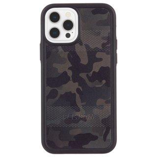 【Pelican × Case-Mate】抗菌ケース iPhone 12 Pro Max Pelican Protector - Camo Green w/ Micropel