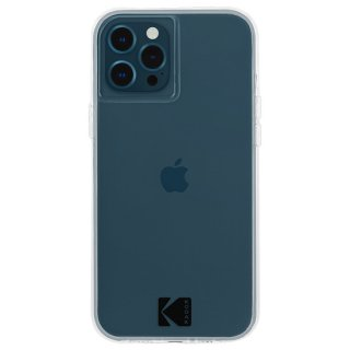 【Kodak × Case-Mate】iPhone 12 Pro Max Clear Case with Logo
