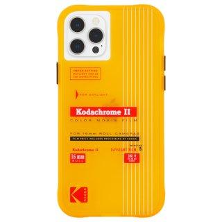 【Kodak × Case-Mate】iPhone 12 Pro Max Vintage Yellow