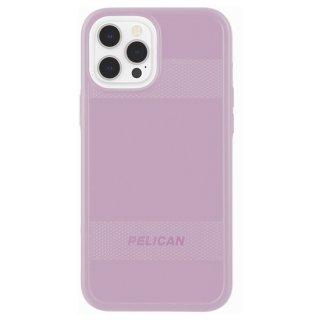 【Pelican × Case-Mate】抗菌ケース iPhone 12 Pro Max Pelican Protector - Mauve Purple w/ Micropel