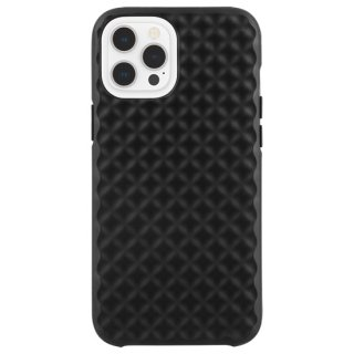 【Pelican × Case-Mate】抗菌ケース iPhone 12 Pro Max Pelican Rogue - Black w/ Micropel