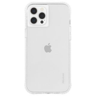 【Pelican × Case-Mate】抗菌ケース iPhone 12 Pro Max Pelican Ranger - Clear w/ Micropel