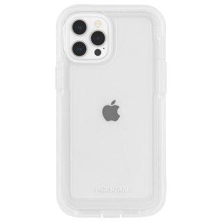 【Pelican × Case-Mate】防水・防塵・抗菌ケース iPhone 12 Pro Max Pelican Marine Active - Clear w/ Micropel