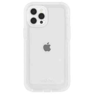 【Pelican × Case-Mate】防水・防塵・抗菌ケース iPhone 12 Pro Max Pelican Marine Active - Clear w/ Micropel