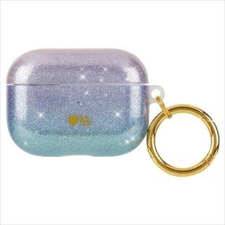 【キラキラと輝く・AirPods Pro・ワイヤレス充電もOK+抗菌仕様】 AirPods Pro Case Shimmer - Iridescent