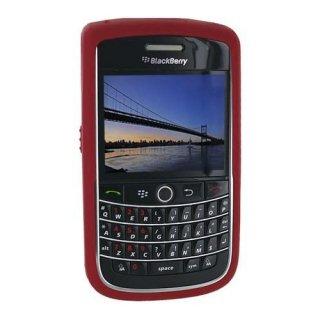【純正ソフトケース】 BlackBerry Bold 9780 Skin Dark Red
