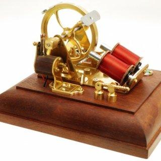 電磁石エンジン/フロマンモーター<br>ツインコイルモデル