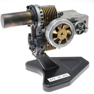 スターリングエンジン<br>発電機