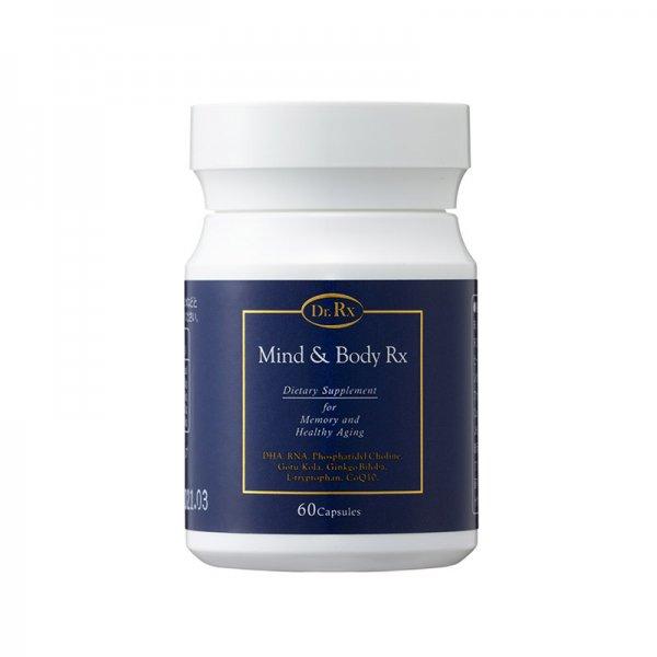 [健康サプリメント]Dr. Rx Mind & Body Rx *1個
