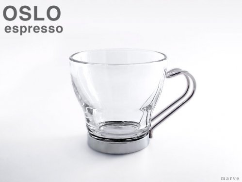 OSLO ESPRESSOカップ 100ml<img class='new_mark_img2' src='https://img.shop-pro.jp/img/new/icons55.gif' style='border:none;display:inline;margin:0px;padding:0px;width:auto;' />