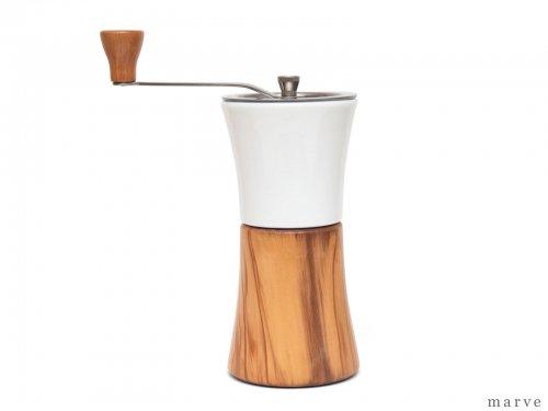 HARIO セラミックコーヒーミル・ウッド