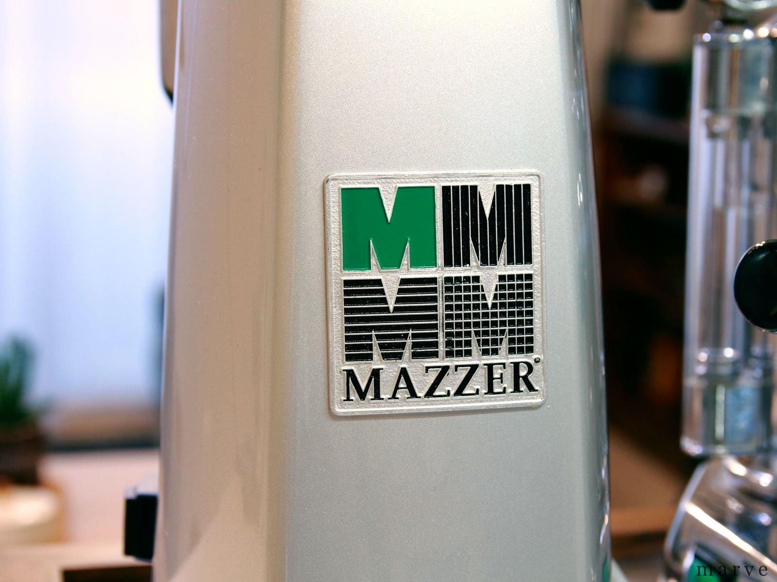 MAZZER(マッツァ)グラインダー MINI - ELECTRONIC(A) アルミノ<img class='new_mark_img2' src='https://img.shop-pro.jp/img/new/icons16.gif' style='border:none;display:inline;margin:0px;padding:0px;width:auto;' />
