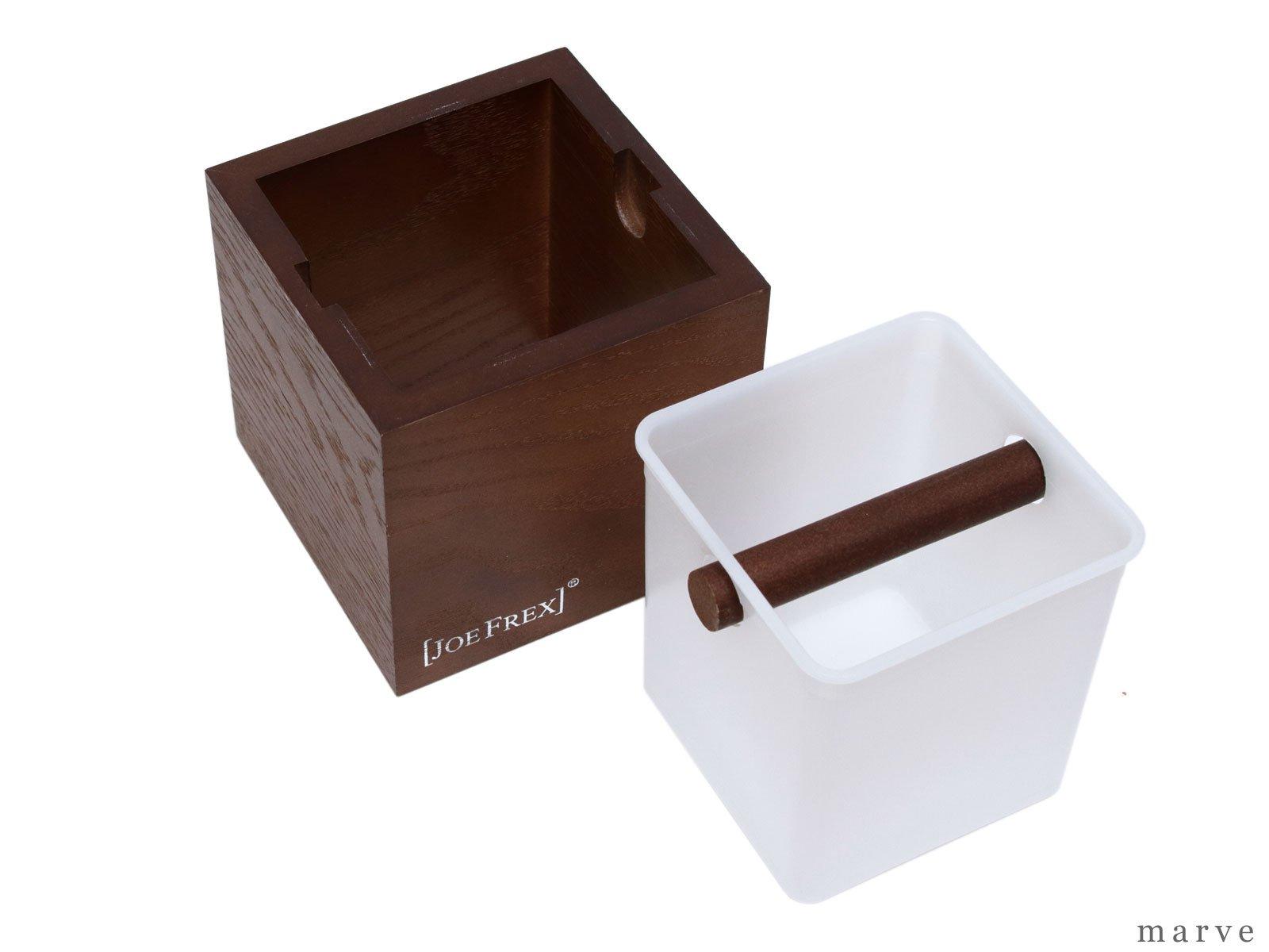 ノックボックス Joe frex Knock-box BROWN