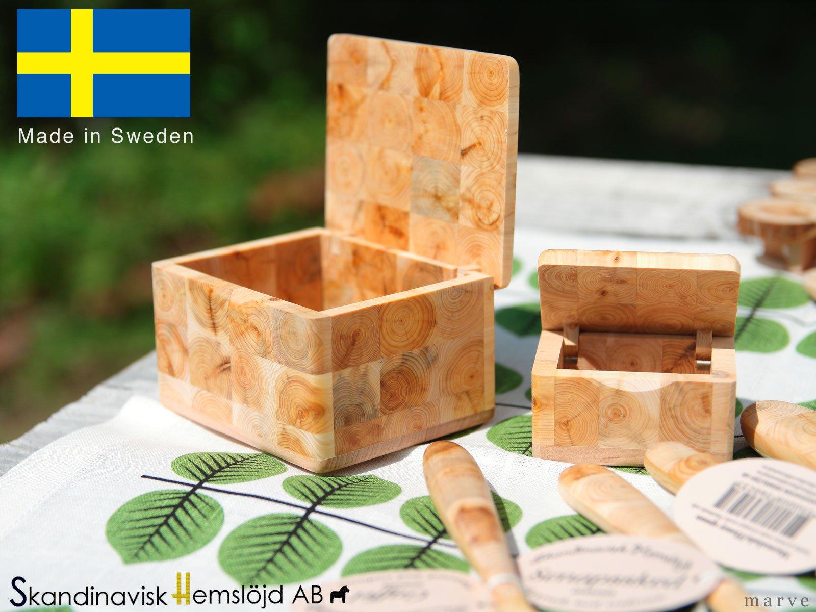 Skandinavisk Hemslojd AB ボックスS<img class='new_mark_img2' src='https://img.shop-pro.jp/img/new/icons1.gif' style='border:none;display:inline;margin:0px;padding:0px;width:auto;' />