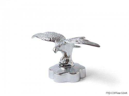 la Pavoni ラ・パボーニ専用 鷲オーナメント クローム 銀色