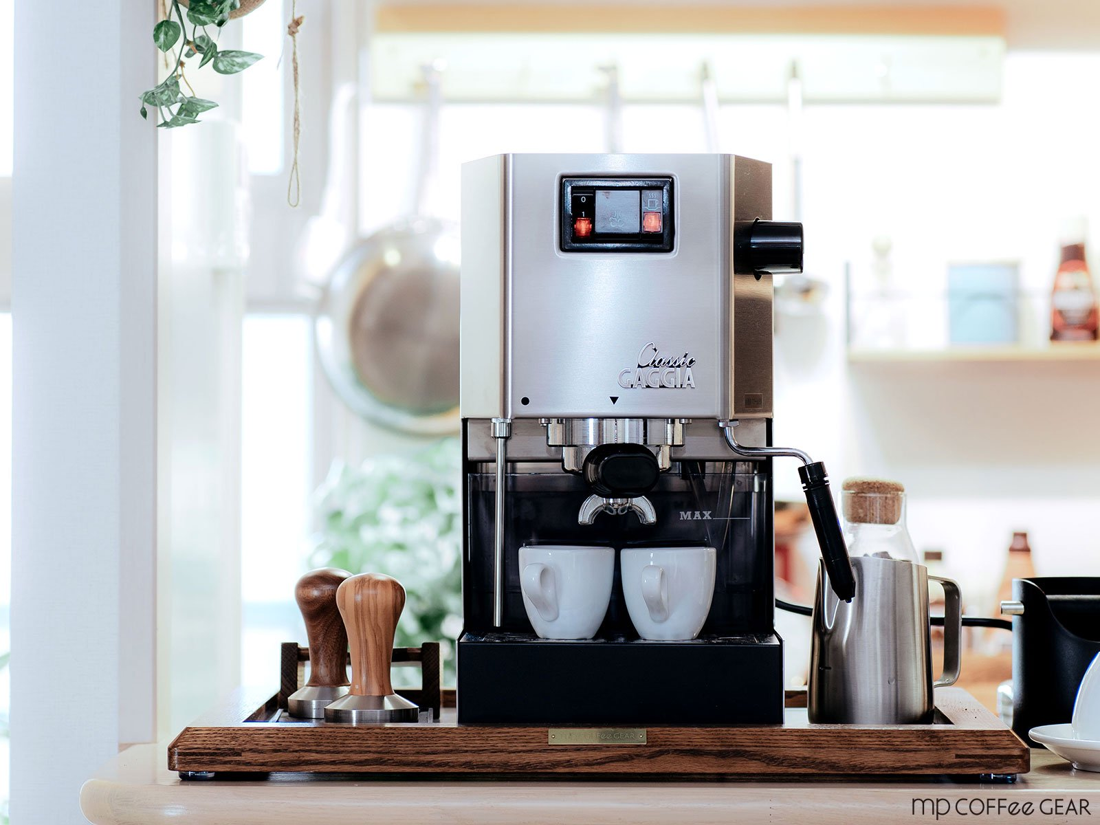 GAGGIA ガジア セミオートエスプレッソマシン Classic クラシック<img class='new_mark_img2' src='https://img.shop-pro.jp/img/new/icons24.gif' style='border:none;display:inline;margin:0px;padding:0px;width:auto;' />