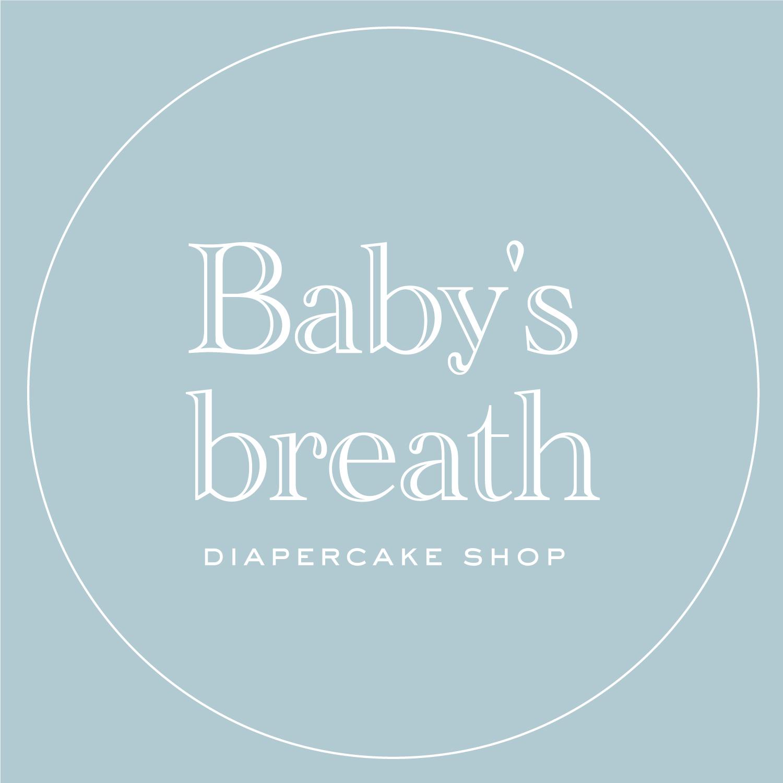 ダイパーケーキとギフトお店 Baby's breath (ベビーズブレス)