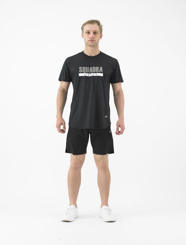 ATHLETIC LOGO TEE/ベーシックTシャツ アスレチックロゴプリント