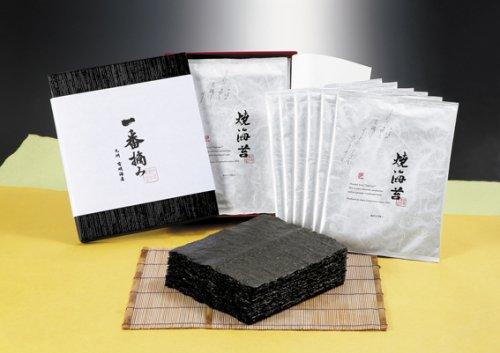 有明一番摘み焼海苔(板海苔10枚×6袋)ギフトセット