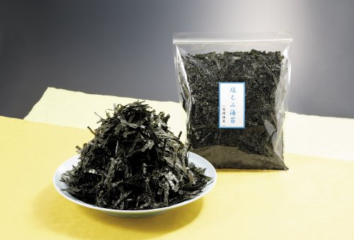 塩もみ海苔(有明海産) 100グラム×1袋