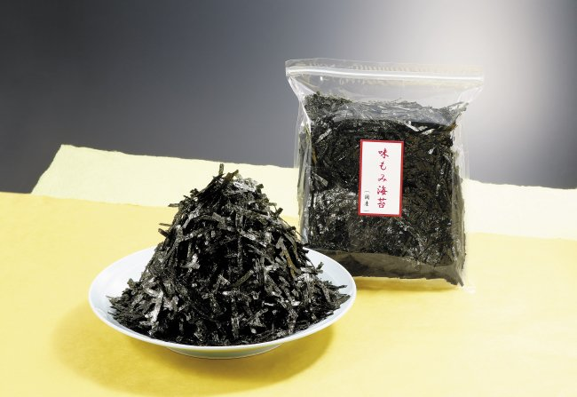 味もみ海苔・塩もみ海苔(各1袋・お試し2袋)送料無料