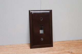 Bakelite Switch Plate