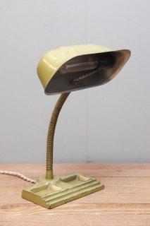 Gooseneck Bankers Desk Lamp