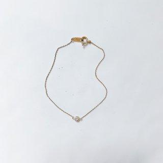 My Amulet <エマ> ダイヤモンドのブレスレット