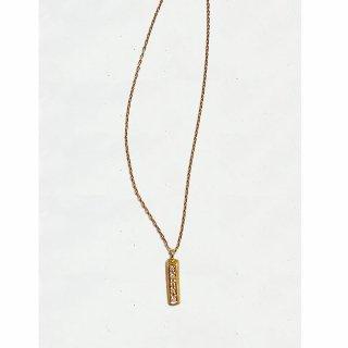 Tanzaku ダイヤモンドのネックレス
