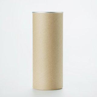 クラフト紙缶 大(内径 63mm x 高さ168mm) 単品〜