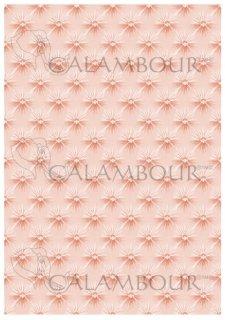 calambour:デコパージュ用ペーパー(ライスペーパー)DGR-290
