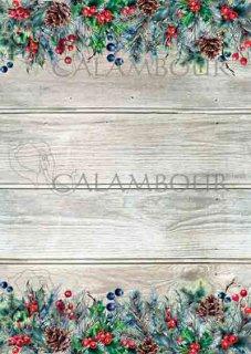calambour:デコパージュ用ペーパー(ライスペーパー)DGR-314