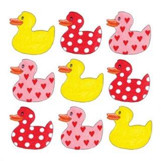 ペーパーナプキン(33)ppd:(5枚)Walking Ducks-PP160