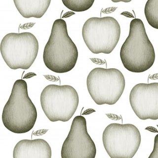 ペーパーナプキン(33)ppd:(5枚)Multi Fruits black-PP219