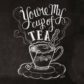 ペーパーナプキン(33)ppd:(5枚)Blackboard Tea-PP296