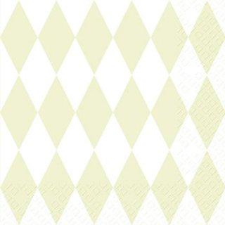 ペーパーナプキン(33)StewoAG:(5枚)Rombo(ベージュ)-ST46