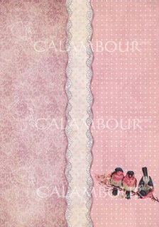 calambour:デコパージュ用ペーパー(デジタルデコパージュペーパー)DGE-220