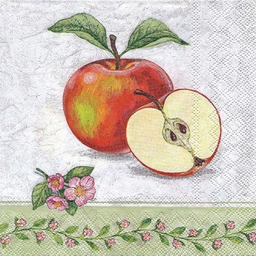 ペーパーナプキン(33)AMB:(5枚)Apple Blossom-AM450